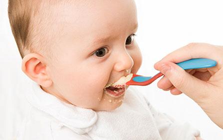 alimentacion bebe de 8 meses de nacido